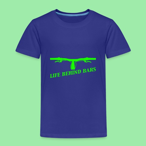 life behind bars2 - Kinderen Premium T-shirt