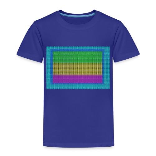 bandera estampa libre 1 - Camiseta premium niño