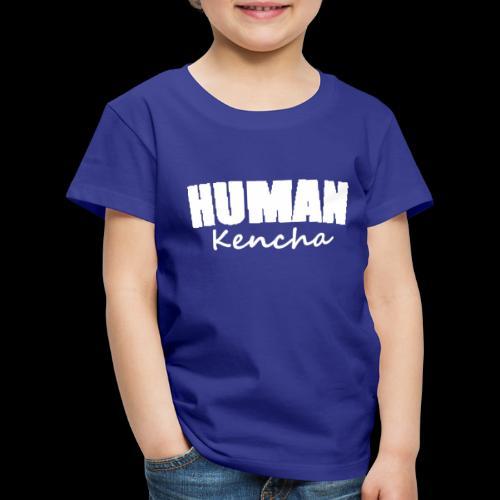 human wit - Kinderen Premium T-shirt