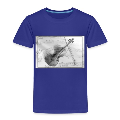 Violon - T-shirt Premium Enfant