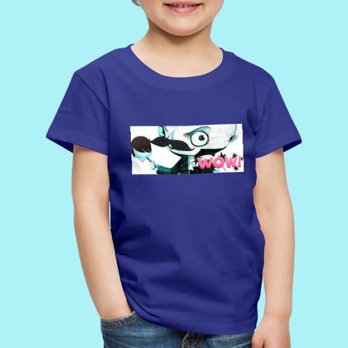 Monsieur vampire WOW - T-shirt Premium Enfant