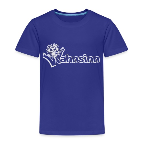 Wahnsinn Logo - Kinderen Premium T-shirt