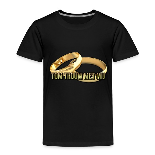 tomtrouwmetmij png - Kinderen Premium T-shirt