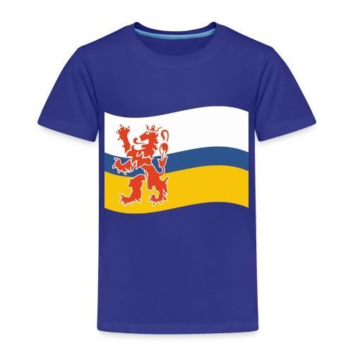 Limburgse vlag - Kinderen Premium T-shirt