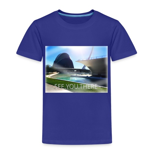 see.you.there - Kinder Premium T-Shirt