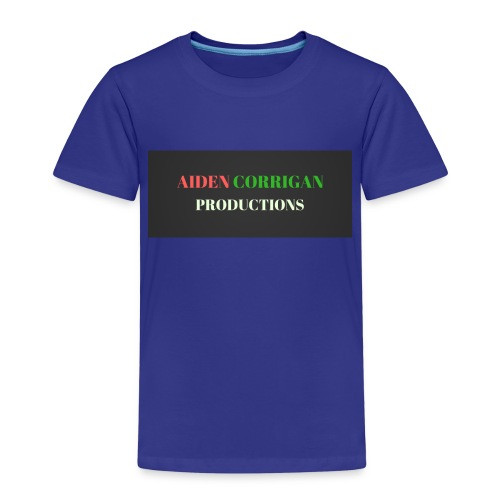 AIDEN_CORRIGAN_PRODUCTIONS - Kids' Premium T-Shirt