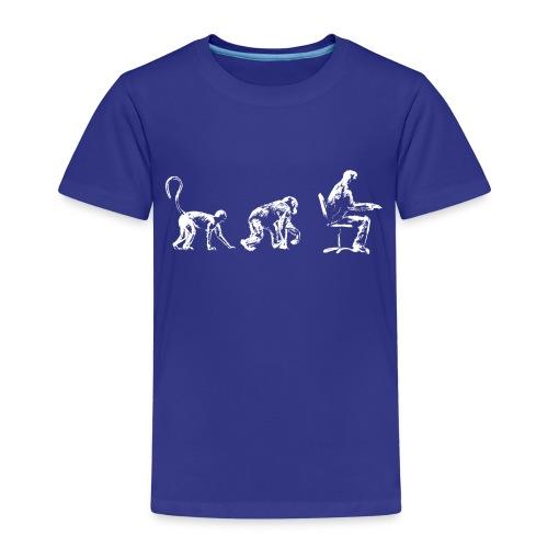 Evolution - Kids' Premium T-Shirt