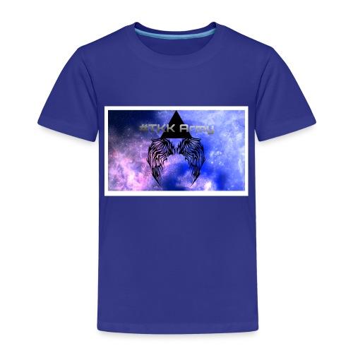 #TKK Army Logo - Kinder Premium T-Shirt