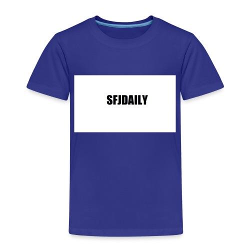 sandefjordaily - Premium T-skjorte for barn