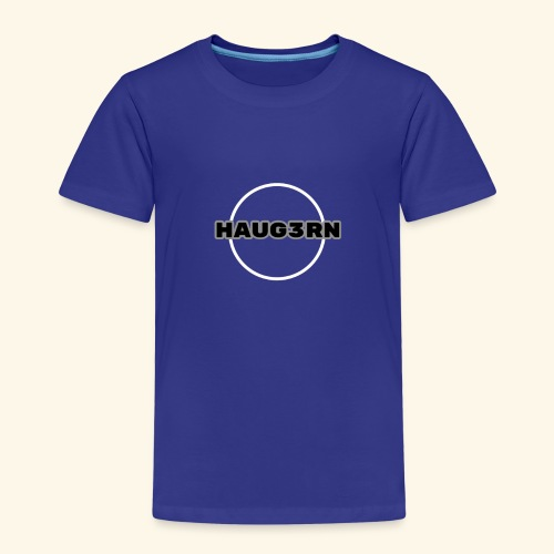 HAUG3RN - Premium T-skjorte for barn