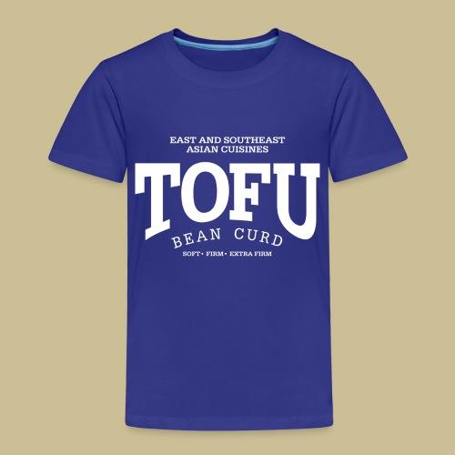 Tofu (white) - Kinder Premium T-Shirt