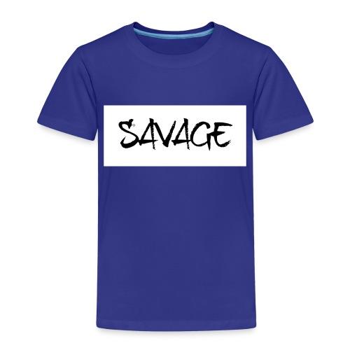 SAVAGE - Kids' Premium T-Shirt