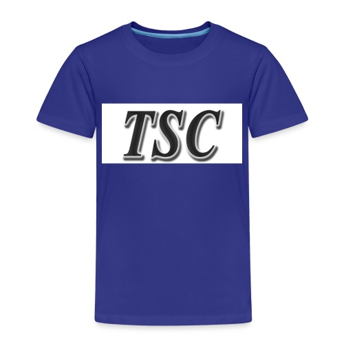 TSC Black Text - Kids' Premium T-Shirt