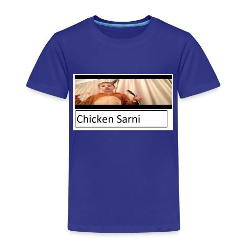 chicken sarni - Kids' Premium T-Shirt