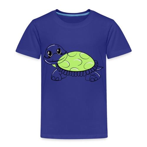 Schildkröte - Kinder Premium T-Shirt
