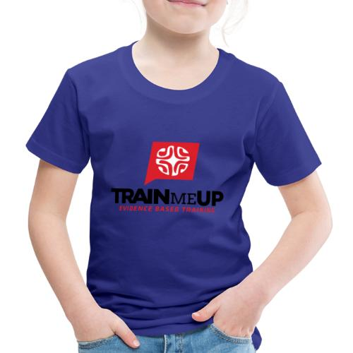 TrainMeUP - Maglietta Premium per bambini
