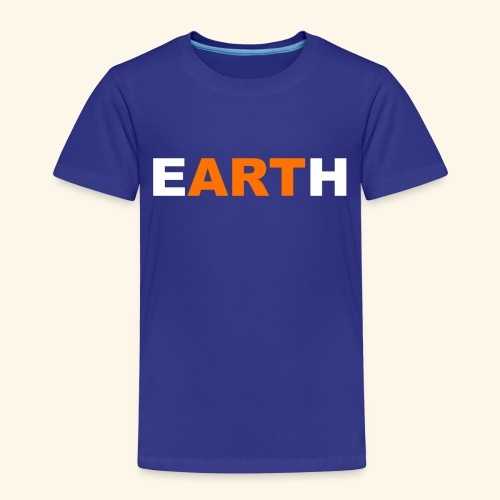 eARTh - Premium-T-shirt barn