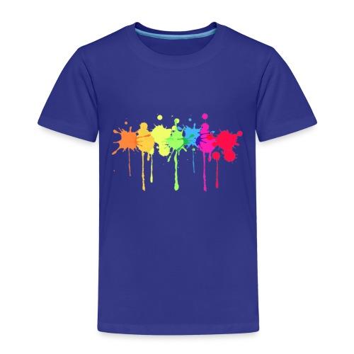 Colores colors - Camiseta premium niño