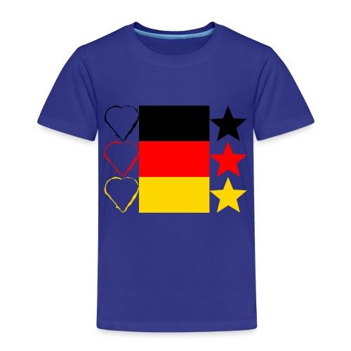Liebe Deine Stars - Kinder Premium T-Shirt