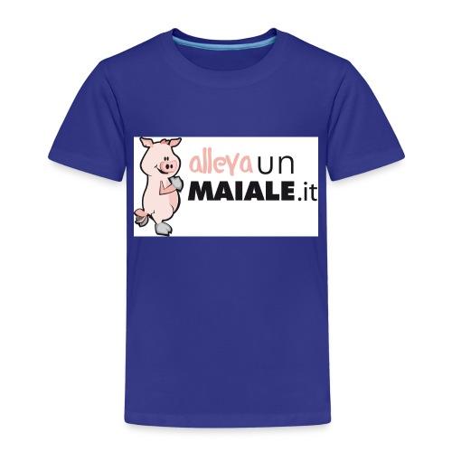 Allevaunmiale.it - Maglietta Premium per bambini