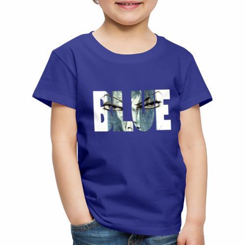 BLUE001 - Kinder Premium T-Shirt