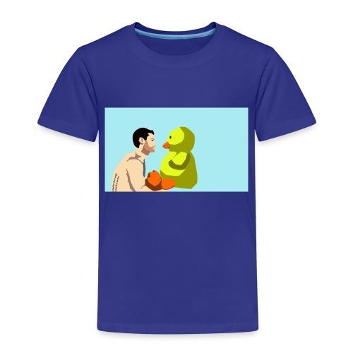 Ducky - Kids' Premium T-Shirt