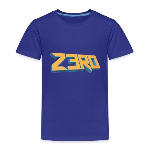 The Z3R0 Shirt - Kids' Premium T-Shirt
