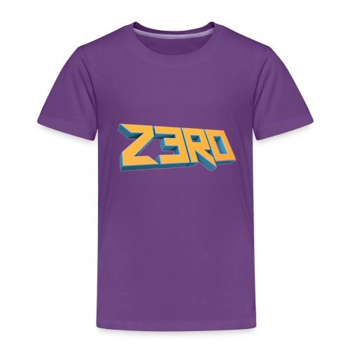 The Z3R0 Shirt - Kids' Premium T-Shirt