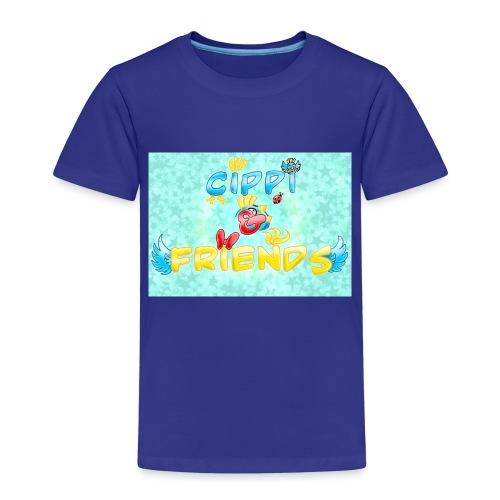 Tazza Cippi & Friends - Maglietta Premium per bambini