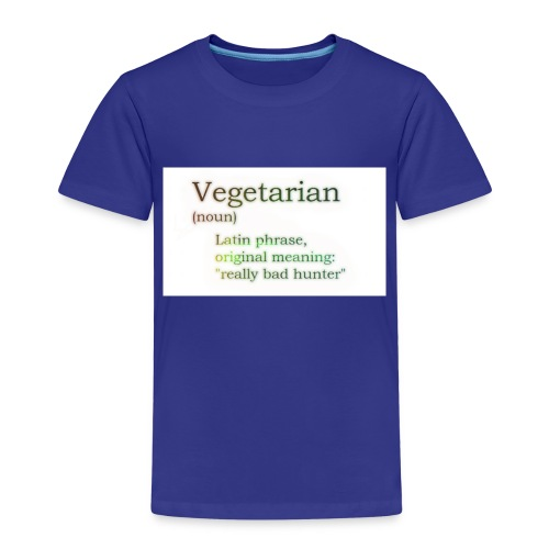 funny-vegetarian - Kids' Premium T-Shirt
