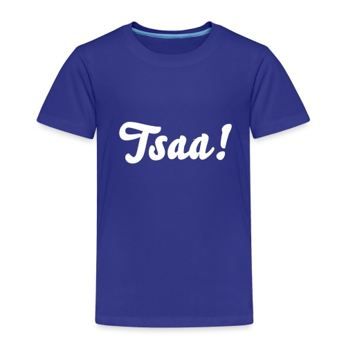 Tsaa! - Kinderen Premium T-shirt