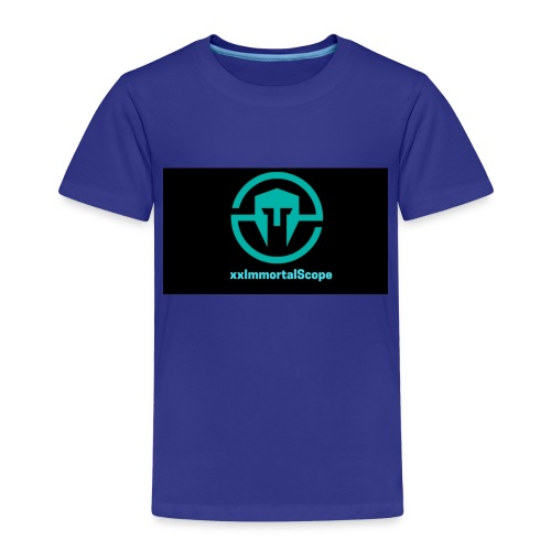 xxImmortalScope throwback - Kids' Premium T-Shirt