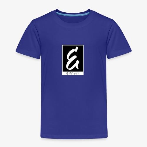 by edg design png - Kinderen Premium T-shirt