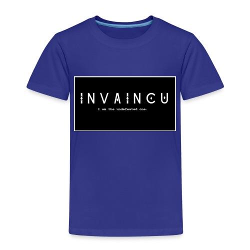 INVAINCU - Kids' Premium T-Shirt