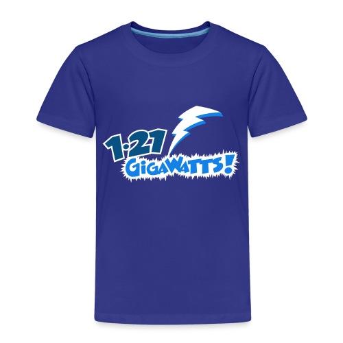 1.21 Gigawatts - Kids' Premium T-Shirt