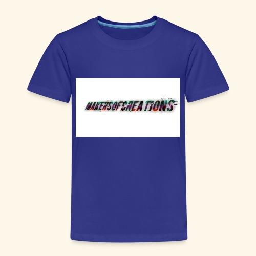 makersofcreations - Premium-T-shirt barn
