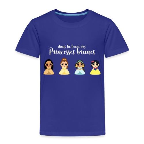 Team princesses brunes - T-shirt Premium Enfant
