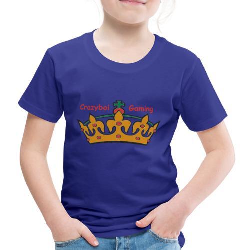 Crazyboi Gaming - Kids' Premium T-Shirt