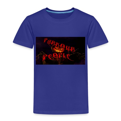 Parkour people spooky clothing - Kids' Premium T-Shirt