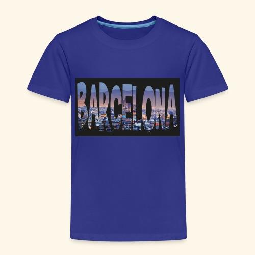 Barcelona - spain - Kinderen Premium T-shirt