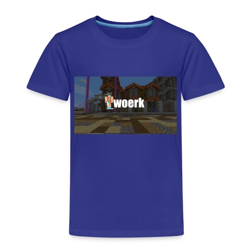 _woerk kleding - Kinderen Premium T-shirt