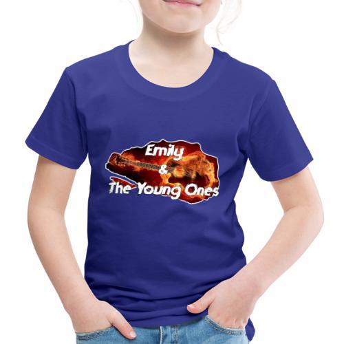 Emily & the Young Ones logo - Kinderen Premium T-shirt