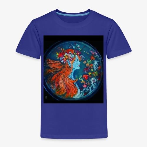diseño de noche - Camiseta premium niño