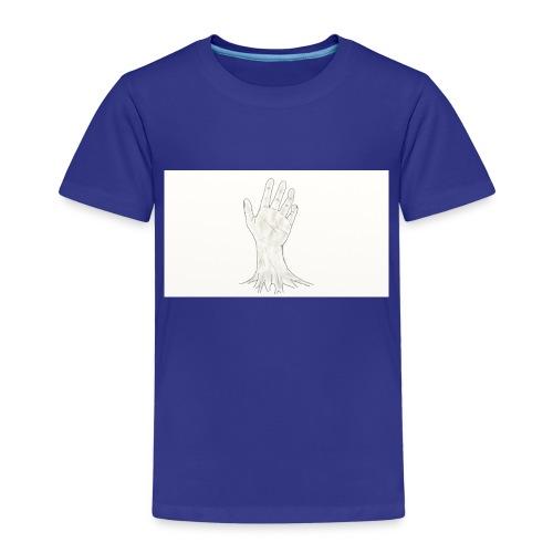 ZOMBIE HAND - Camiseta premium niño