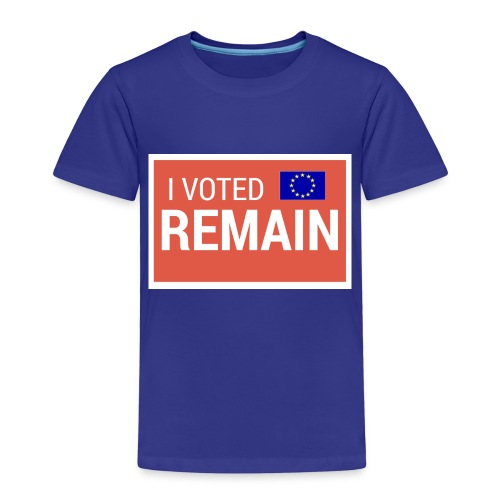 Remain - Kids' Premium T-Shirt