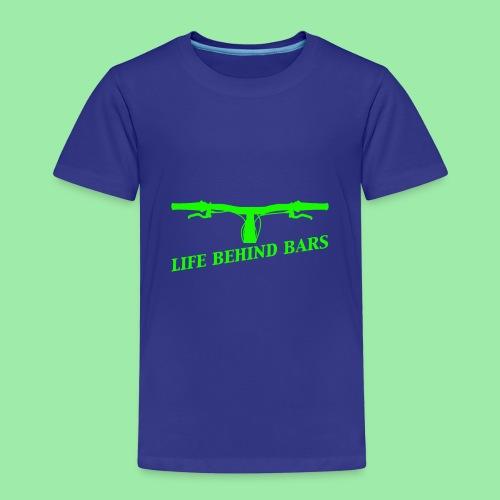 life behind bars2 - Kinderen Premium T-shirt