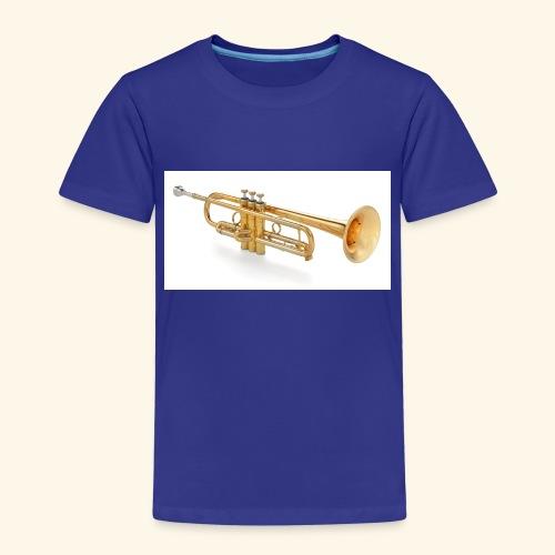 trompete - Kinder Premium T-Shirt