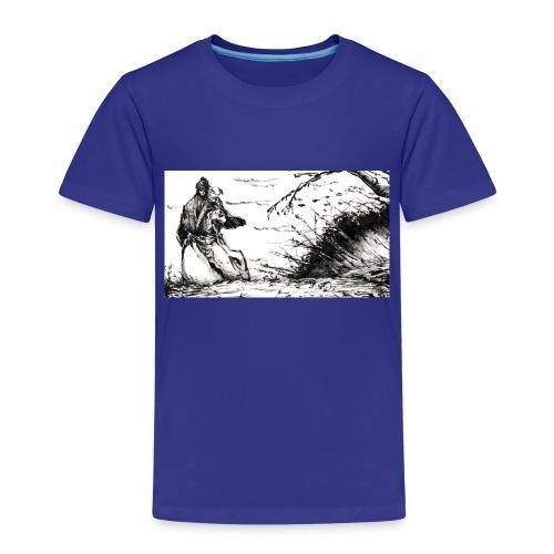 SERIOUS MAN - Maglietta Premium per bambini