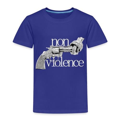 NON-VIOLENCE - Premium-T-shirt barn