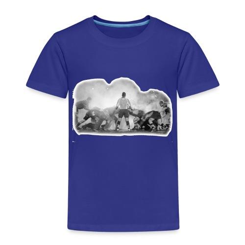 Rugby Scrum - Kids' Premium T-Shirt